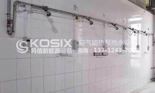 员工宿舍热泵热水工程方案,工厂宿舍热泵热水工程解决方案