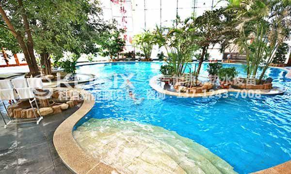 泳池恒温热泵热水工程方案,泳池、恒温池、养殖恒温池空气能热泵解决方案